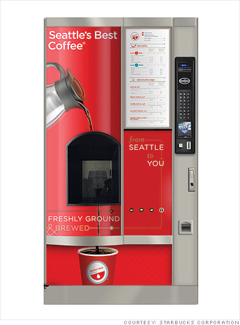 Innovation In Vending Machines Forget Instant Try