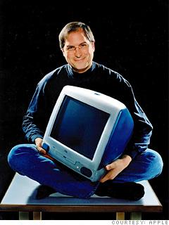 Steve Jobs inspired