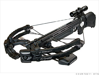Ghost 400 crossbow