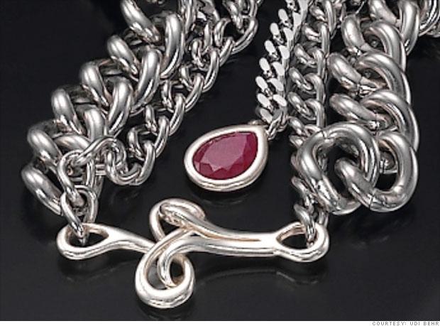 $1,249 True Blood necklace