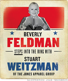 Beverly Feldman vs. Stuart Weitzman
