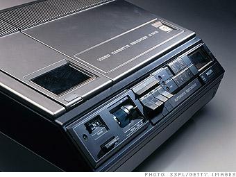 1970: VCR