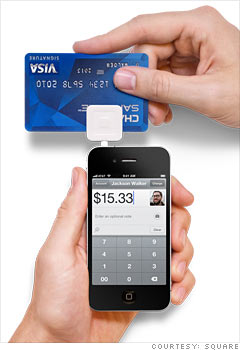 Accept credit card payments on your phone