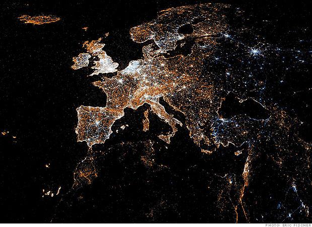 Η Ευρώπη αλλάζει...