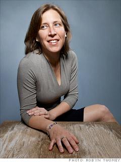 Advertising: Susan Wojcicki