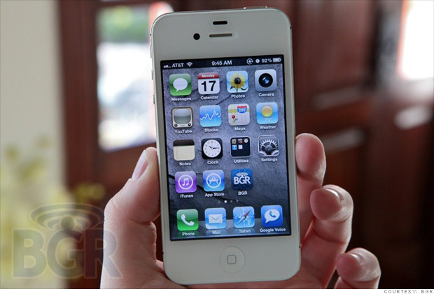 Apple iPhone 4S review - iOS 5 (3) - CNNMoney