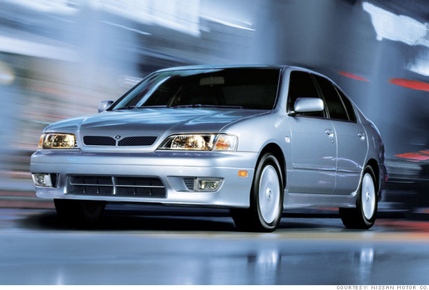 Used Cars Under 8000 >> Best used cars for under $8,000 - 2 - 2002 Infiiniti G20 (2) - CNNMoney