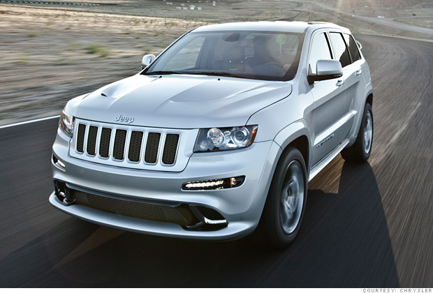 Someday Youll Wish You Owned These Cars Jeep Grand Cherokee Srt8