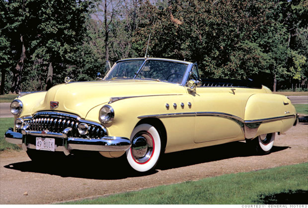 8 Very Valuable Buicks Yes Buicks 1949 Buick