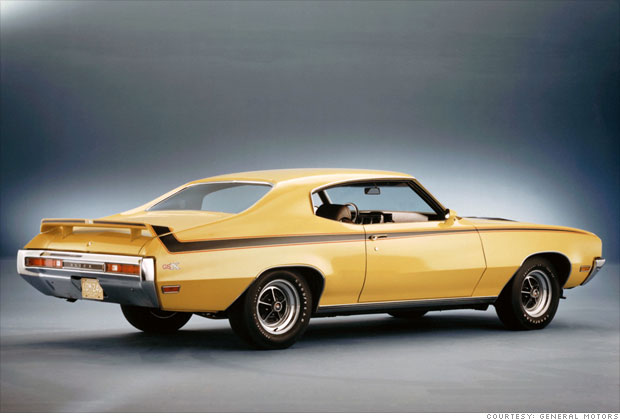 Best Collectible Muscle Cars