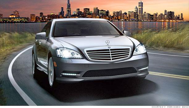 8 Luxury Autos That Flunk The Value Test Mercedes Benz