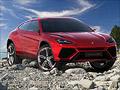 Lamborghini unveils SUV