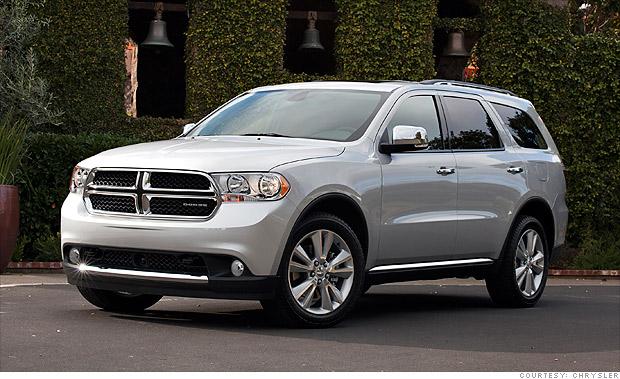 Jeep Grand Cherokee Third Row >> 6 beautiful spring car deals - Dodge Durango (3) - CNNMoney
