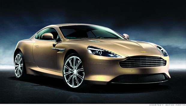 Ferrari, Rolls Royce among exotic cars selling fast in China - Aston