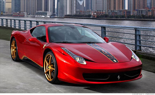 Ferrari, Rolls Royce among exotic cars selling fast in China ...