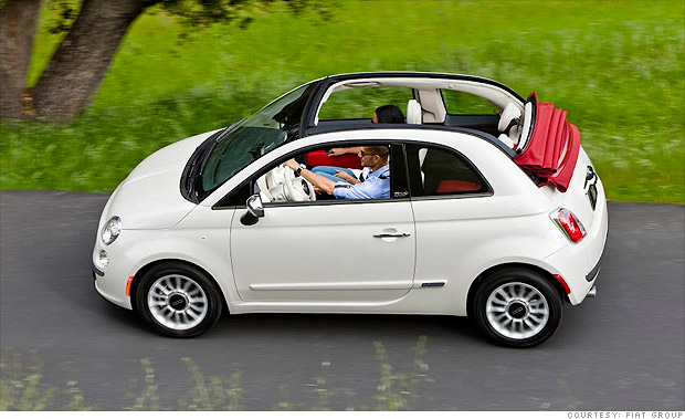 6 great Memorial Day car deals - Fiat 500C Lounge (2) - CNNMoney