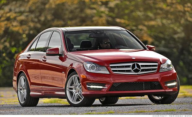 6 great memorial day car deals mercedes benz c class - Mercedes c class coupe 4matic ...