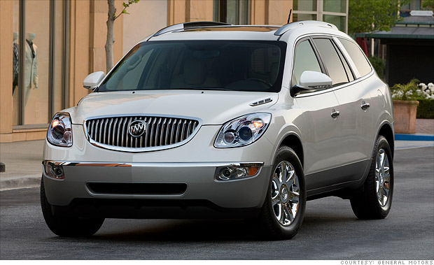 buick suv used cars sale for enclave