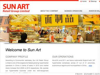 Sun Art Retail