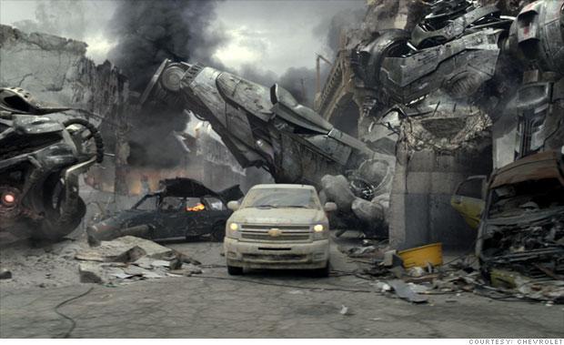 Chevy Apocalypse