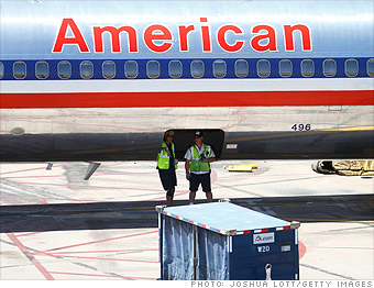 American Airlines axes 13,000 jobs
