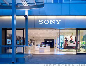 Sony cuts 10,000 jobs