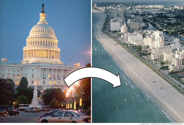 Washington D.C. To Miami (4