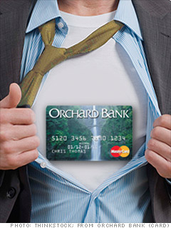 Orchard Bank cards