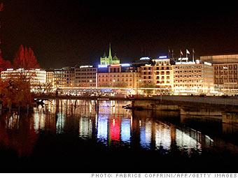5. Geneva, Switzerland