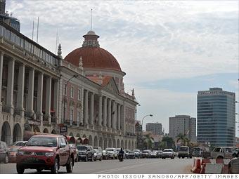 2. Luanda, Angola