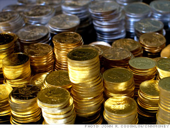 Only gold-based money is taxable