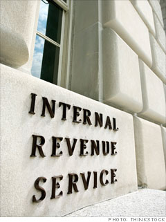The IRS isn't really a government agency