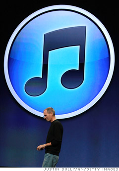 Apple's iTunes gift cards