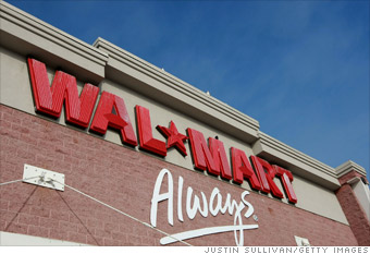 Wal-Mart's DVD sales