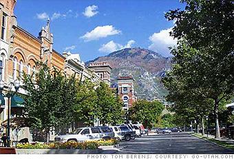10 Fastest Growing U S Cities Provo Utah 4 Cnnmoney