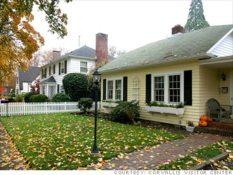 Where Home Prices Are Rising Fastest Corvallis Ore 4 Cnnmoney
