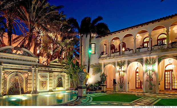 Versace's former South Beach estate