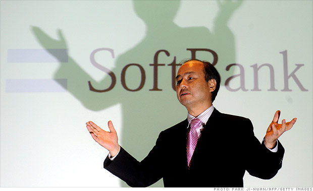 Softbank's 300-year plan
