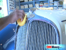 How to clean a $3M car