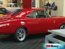 Building a modern muscle car