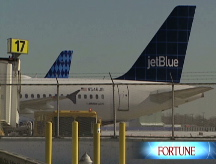 Lessons of the fall: JetBlue
