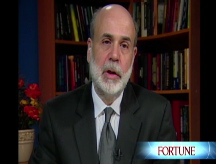 Bernanke is 'walking a fine line'
