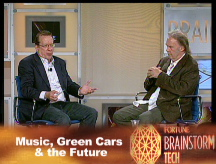 Neil Young on green cars