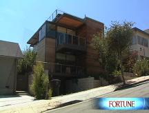 'Greenest house in America'