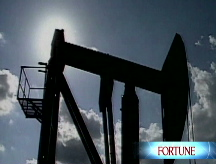 Trading oil's decline
