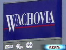 Who will buy Wachovia?