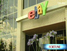 Crisis? eBay sees opportunity