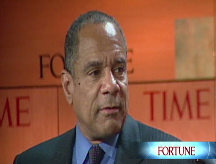 AmEx CEO: Plan for the worst