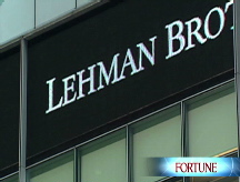 Lessons from Lehman's fall