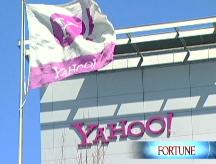 Leadership change at Yahoo